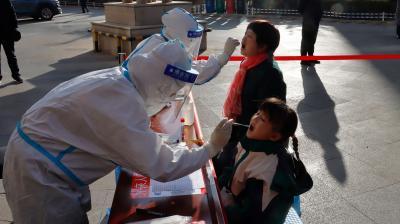 China re-imposes fresh lockdowns amid rising Covid infections