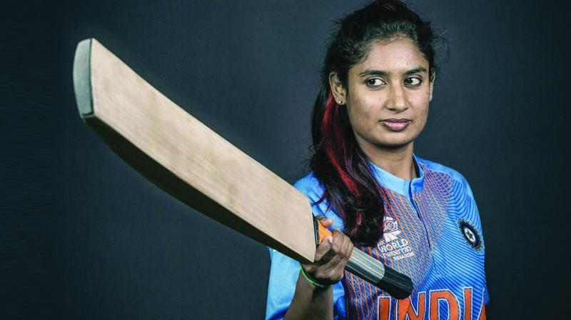 India women's skipper Mithali Raj