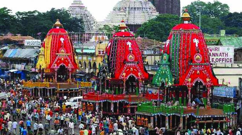 Rath Yatra is the celebration of Lord Jagannath, who is believed to be the Lord of Universe.