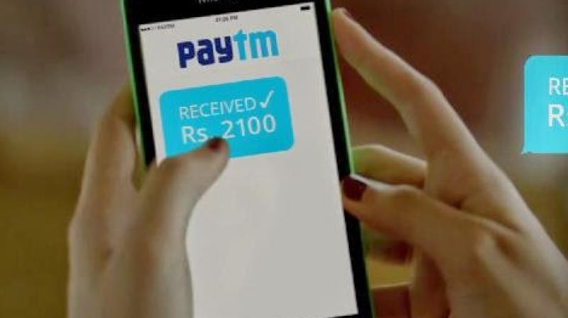 Paytm on Tuesday announced a toll-free number (180018001234)  to enable offline transaction between consumers and merchants. (Photo: Representational Image)