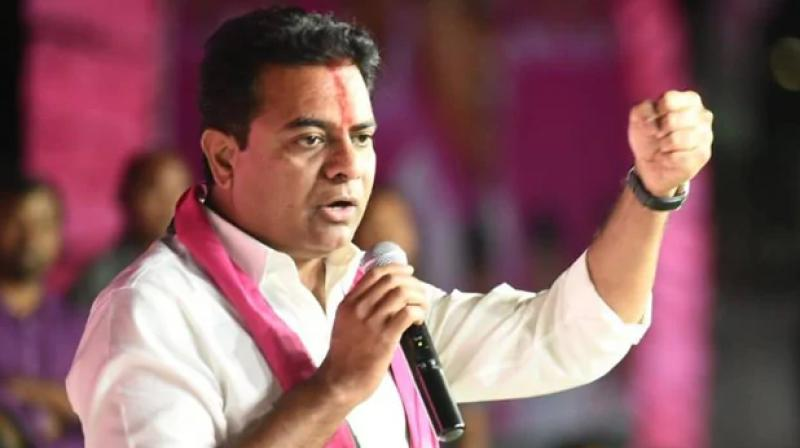 Victory in the Huzurnagar by-elections acted like a tonic and infusing new energy in the Telangana Rashtra Samithi (TRS), the party's working President KT Rama Rao said on Monday. (Photo: Facebook/ KTR)