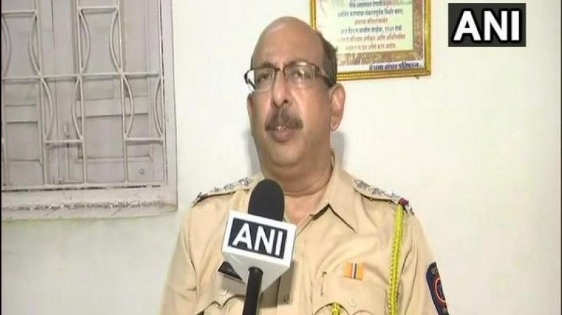 On May 10, constable went to the balcony where women were also sitting. He hurled abuses, went back and returned naked, said Vilash Shinde, senior Police Inspector. (Photo: ANI)
