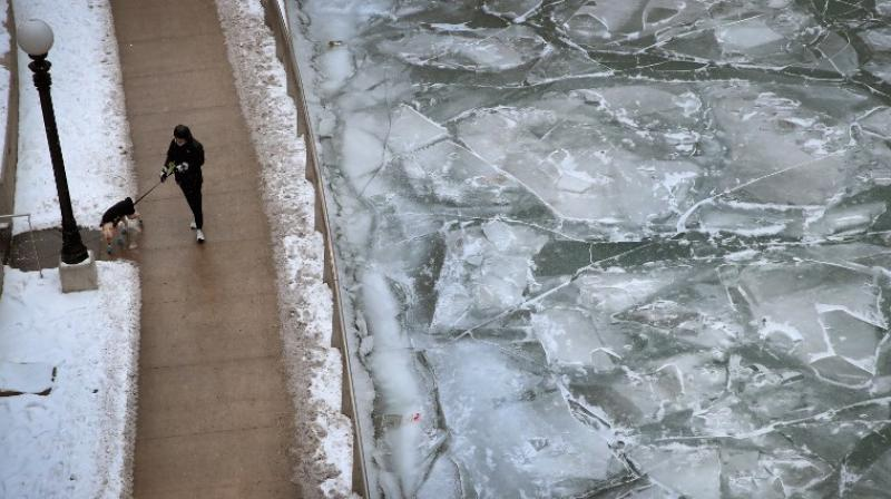 Governor Tony Evers declared a state of emergency, freeing up the Wisconsin National Guard for emergency work. (Photo: AFP)