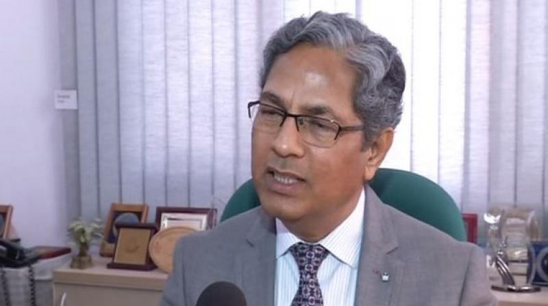 Defence analyst Swaran Singh. (Photo: ANI)