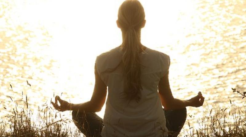 Initial analysis indicated that meditation did have an overall positive impact. (Photo: Pixabay)