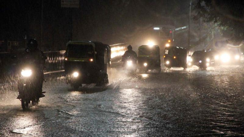 On Sunday, the weather department had forecast heavy rains in Mumbai and the coastal Konkan region for the next three days. (Photo: PTI)