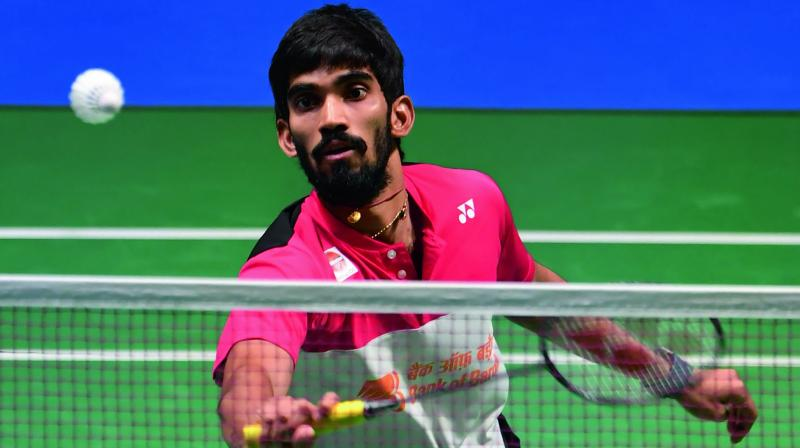 Kidambi Srikanth (Photo: AFP)