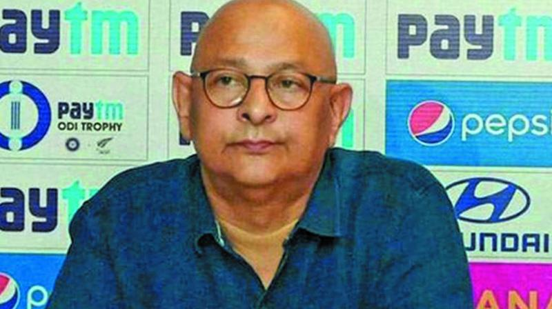 The chairman of the ICC (Shashank Manohar) has made a statement to address the issue and he has simply said that it is a matter which is beyond ICC's domain:  Amitabh Choudhary. (Photo: File)