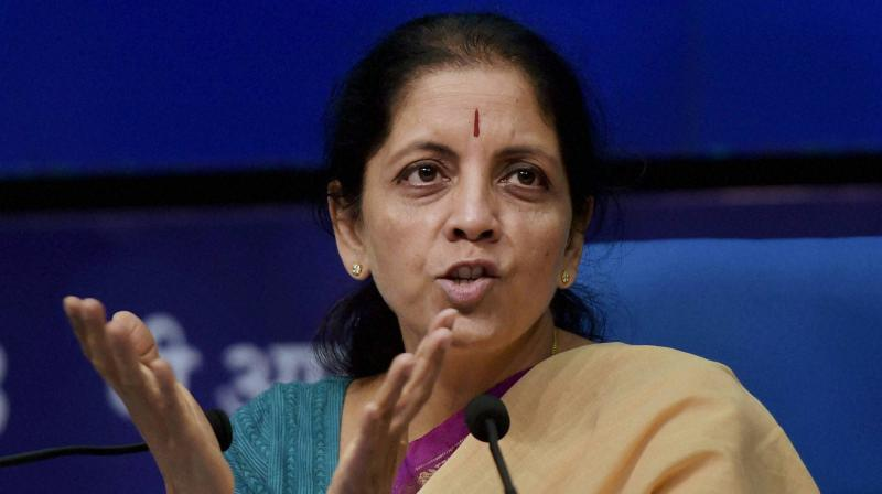 Defence Minister Nirmala Sitharaman will also have one-on-one meetings with Governor N N Vohra and Chief Minister Mehbooba Mufti. (Photo: PTI)