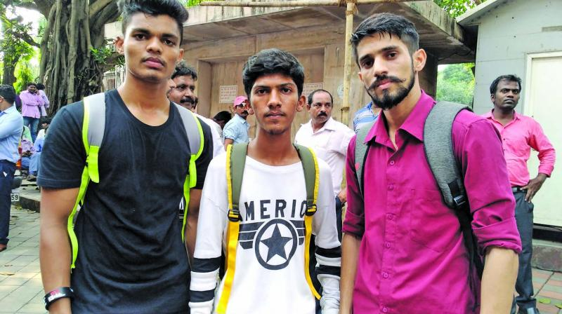 Sagar Jhadhav along with his two friends alerted people about the stampede and helped to carry bodies of the victims.