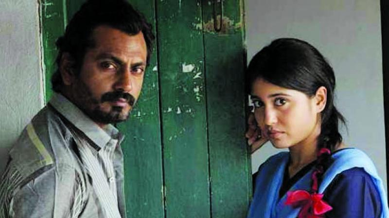 Haraamkhor tells the story about a relationship between a teacher and an underage student in a tiny village in Gujarat.