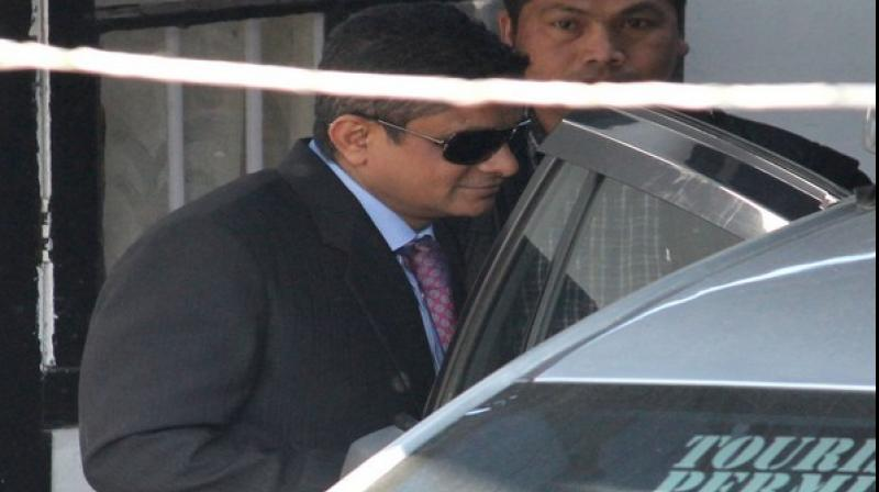 Kumar was a part of the SIT constituted by the state government to probe the scam before the Supreme Court transferred it to the CBI. (Photo: ANI)