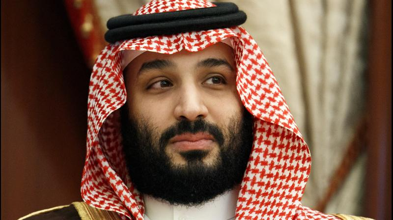 Mohammad bin Salman's remarks were made in a telephone call with South Korean President Moon Jae-in, who called on the global community to
