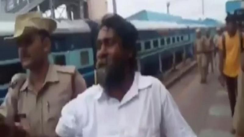 In a press conference in February, the activist had alleged involvement of top police officials in the violence that occurred in the anti-Sterlite protest in Thoothukudi. T Mugilan went missing the same day. (Photo: ANI)