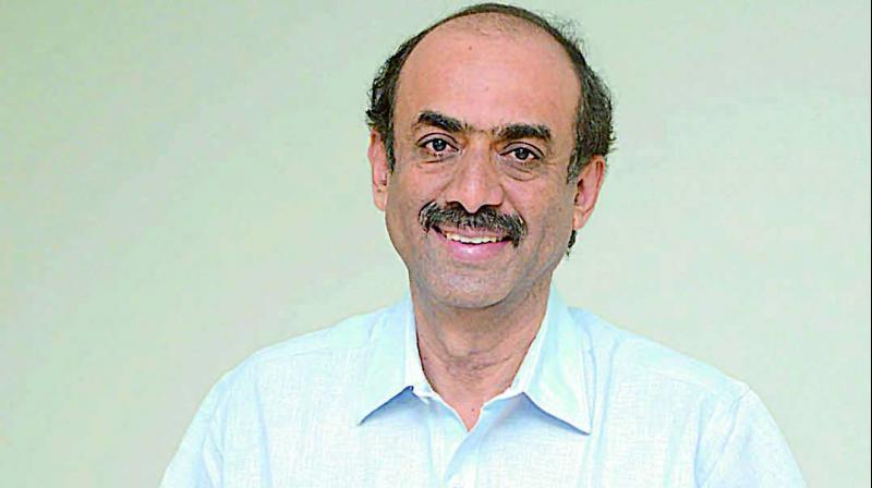 Suresh Babu, Theatre owner
