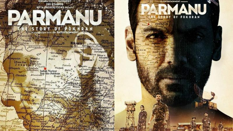 John Abraham is in a legal battle with Prernaa Arora's Kriarj for 'Parmanu: The Story Of Pokhran'.