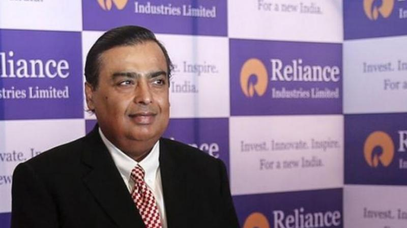 Mukesh Ambani's Reliance Industries to consider first rights. (PTI Photo)