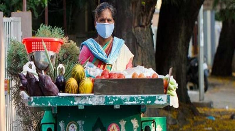 Nearly half of global workforce risk losing livelihoods in pandemic. (Photo- ANI)