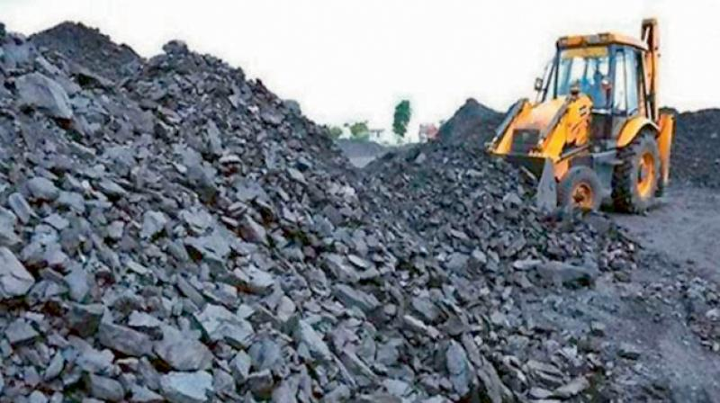 Centre asks generating companies to reduce coal import, source domestic fuel. (PTI Photo)