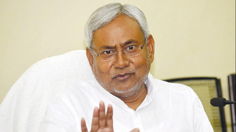 Chief Minister Nitish Kumar on Monday made it clear that no fare will be charged from students returning to the state. (PTI Photo)