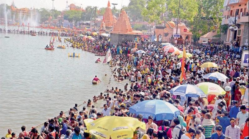 Ujjain has earned the dubious distinction of recording highest death rate of 26.29 percent among cities in M. (DC Photo)