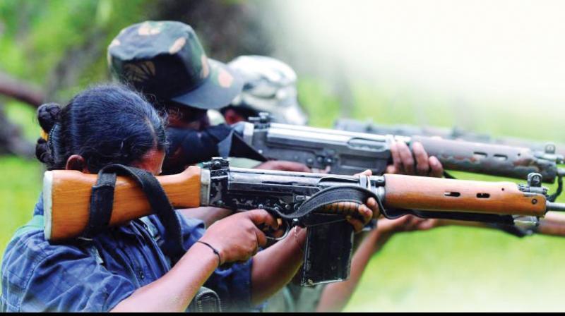 Enforcement directorate to attach assets of absconding Jharkhand Naxals. (PTI Photo)