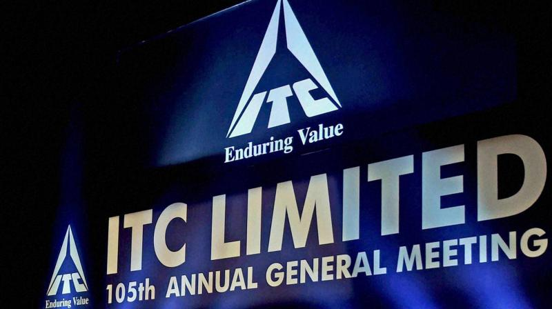 ITC has warned some workers of disciplinary action. (PTI Photo)