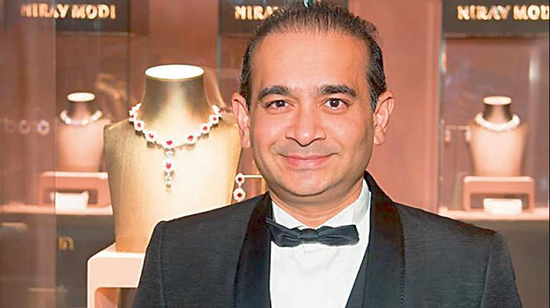 Nirav Modi's extradition trial to begin in UK in over $2 bn fraud. (PTI Photo)