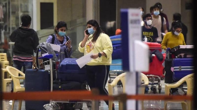 All 326 stranded people from London taken to quarantine centres. (PTI Photo)