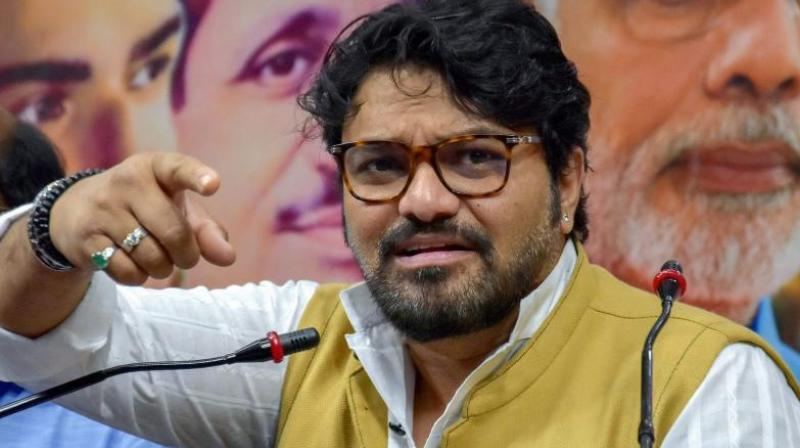 Union Minister Babul Supriyo (File Photo- PTI)