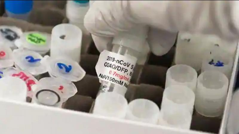 US Federal Bureau of Investigation and cybersecurity experts believe Chinese hackers are trying to steal research on developing a vaccine against coronavirus. (AFP Photo)