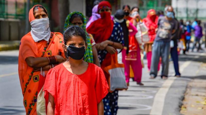 Maharashtra revealed that parts of the state, including Mumbai have witnessed community spread of the deadly disease. (PTI Photo)