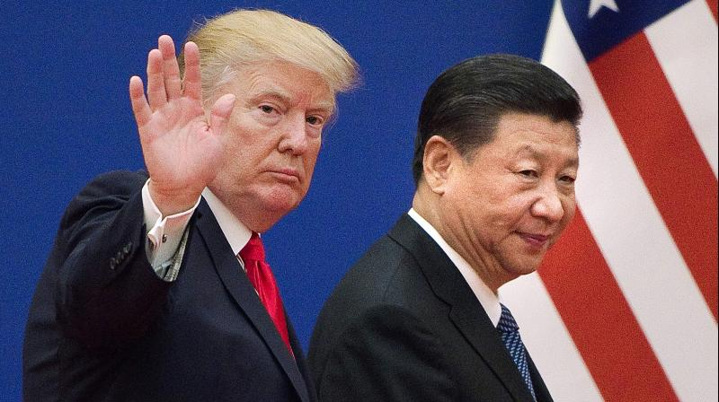Trump rules out renegotiating China trade deal. (AFP Photo)