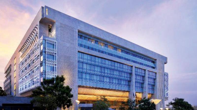 Hyderabad: Park Hyatt Hotel , Banjara Hills. (Deccan Chronicle Photo)