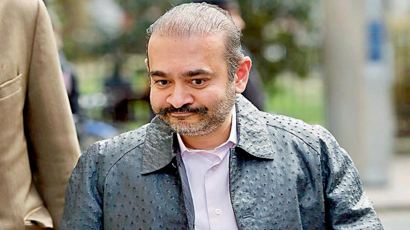 Nirav Modi had been following the court proceedings from a room at Wandsworth Prison and could be seen taking notes during the course of the trial. (PTI)