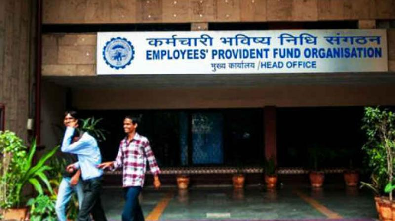 Govt implements cut in employees' provident fund contribution to 10% for May, Jun, July. (PTI Photo)