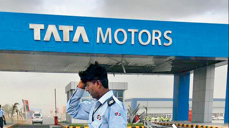 Fiat India Automobiles, Tata Motors JV plant resumes operations at Ranjangaon. (DC Photo)