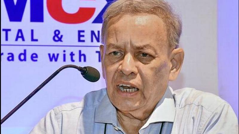 Satish Marathe, a member of RBI's central board. (Photo- Social media)