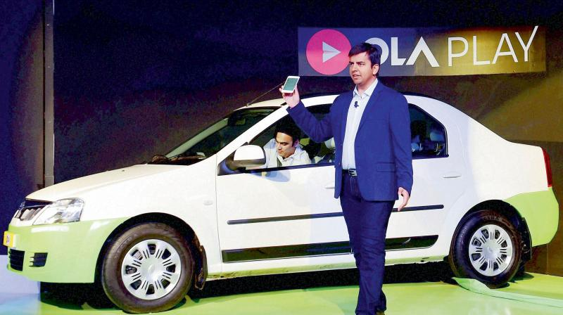 Ola to layoff 1,400 staff as COVID-19 pandemic hits revenues. (PTI Photo)