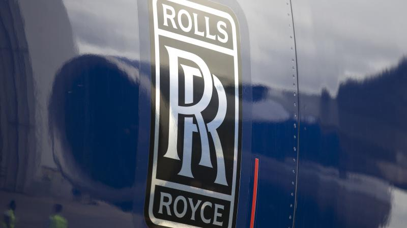 UK engine-maker Rolls-Royce says to axe 9,000 jobs. (AFP Photo)