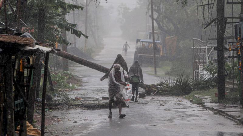 10 killed as cyclone Amphan batters Bangladesh. (AFP Photo)