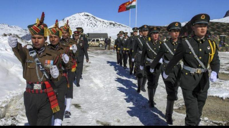 A visit by Army chief General M.M. Naravane to XIV Corps headquarters in Leh on Friday appears to have helped, but there is still a ways to go. AFP Photo