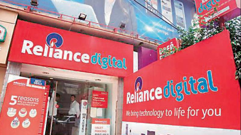 KKR to invest in Reliance Industries' digital unit. (PTI Photo)