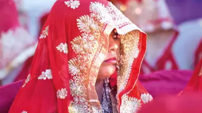 Newly married bride tests positive for virus, creates panic in MP. (Photo- social media )