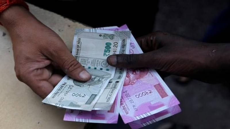 Bad loans in banking sector may rise by Rs 5.5 lakh cr this fiscal, says India Ratings. (PTI Photo)