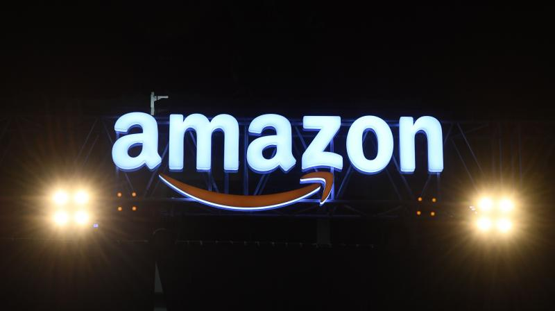 Amazon India to hire 50,000 temporary workers as lockdown boosts demand. (AFP Photo)