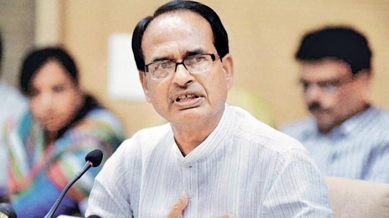 Shivraj Singh Chouhan (PTI photo)
