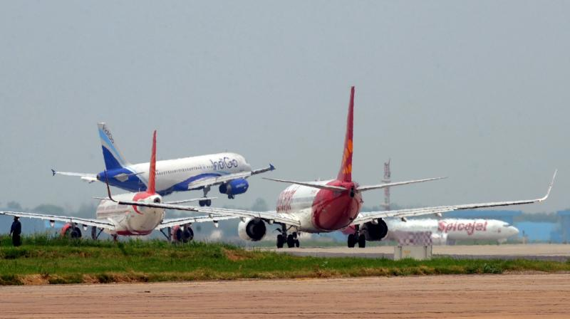 India domestic flights resume, but coronavirus cases rise. (PTI)