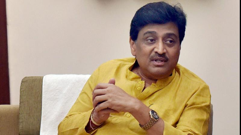 Maharashtra PWD minister and former chief minister Ashok Chavan. (PTI Photo)