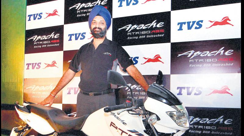 TVS Motor implements pay cuts for employees. (PTI Photo)